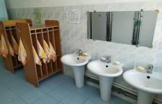 Теремок туалетная комната