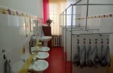 Лучики туалетная комната